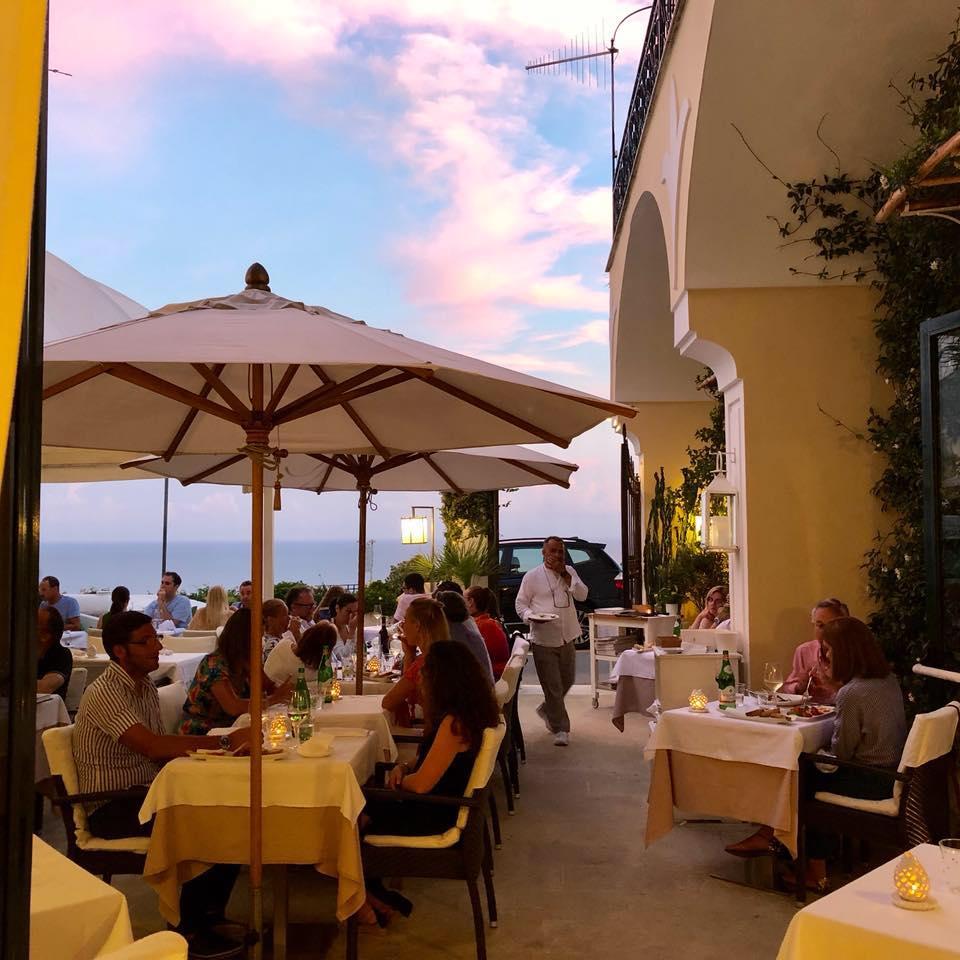 Next2 ristorante bar Positano