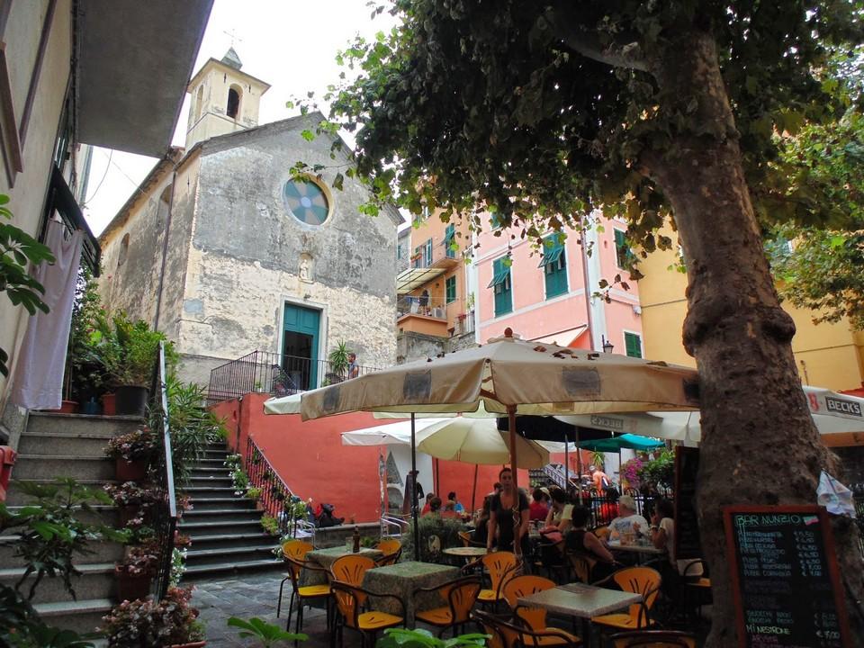 Trip to Corniglia, Cinque Terre, Italy