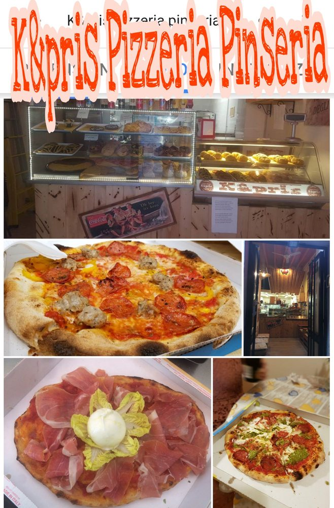 K&Pris Pizzeria Pinseria