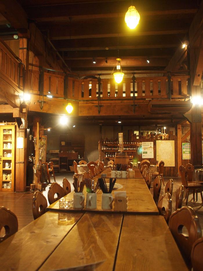 Bravarian restaurant