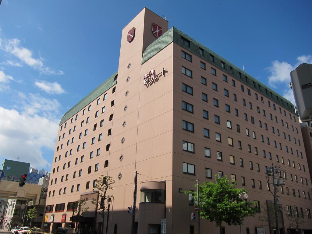 Hotel Sunroute New Sapporo (1)