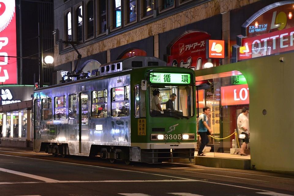 Sapporo-Tram