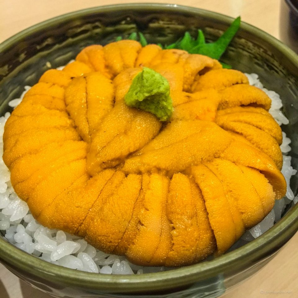 Uni Don at Uni Murakami