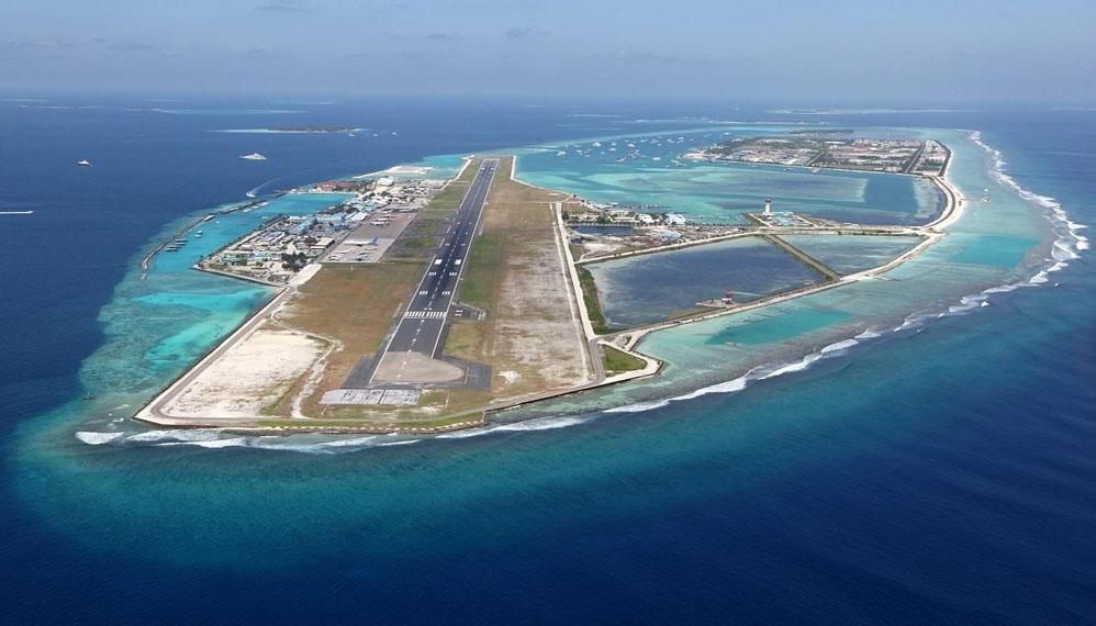 Velana International Airport, Maldives
