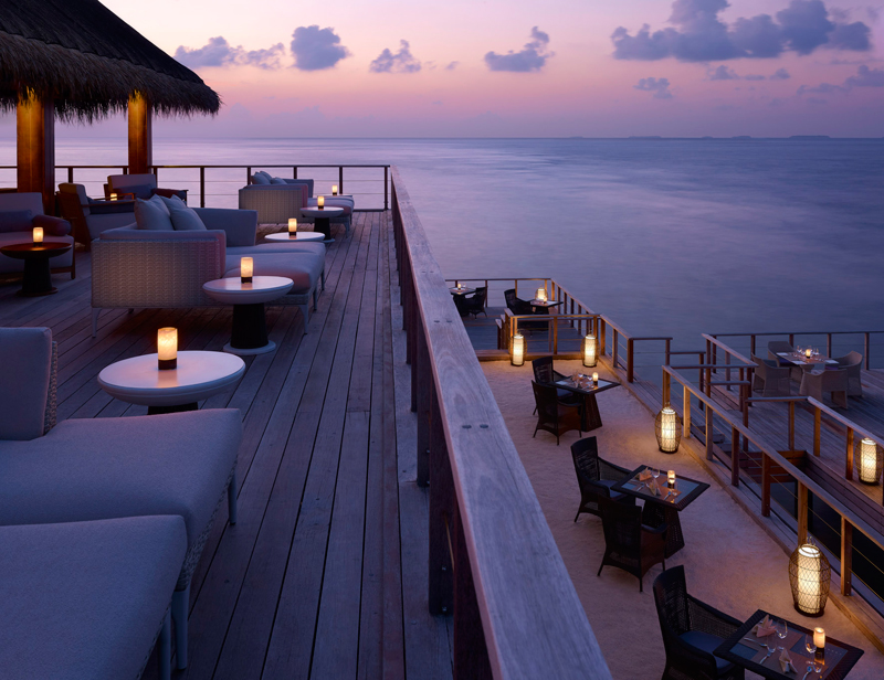 Half board maldives