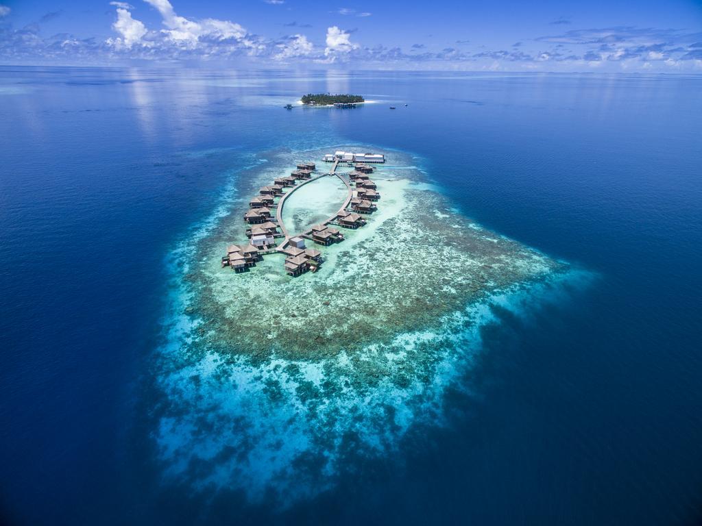 Hotel Raffles Maldives Meradhoo Resort