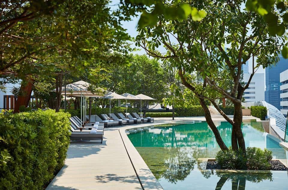 Park Hyatt Hotel, Bangkok