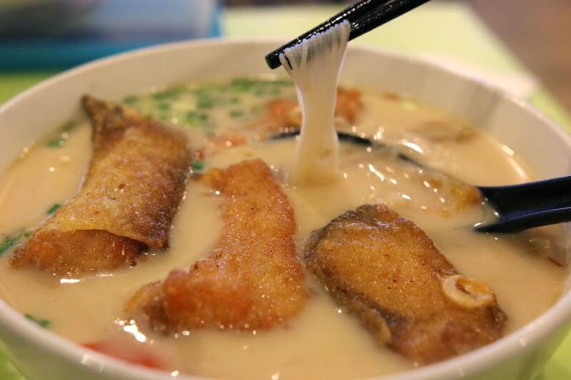 Street food Kuala Lumpur Malaysia