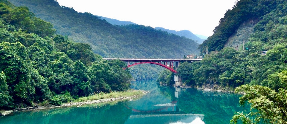 Wulai-Suspension-Bridge