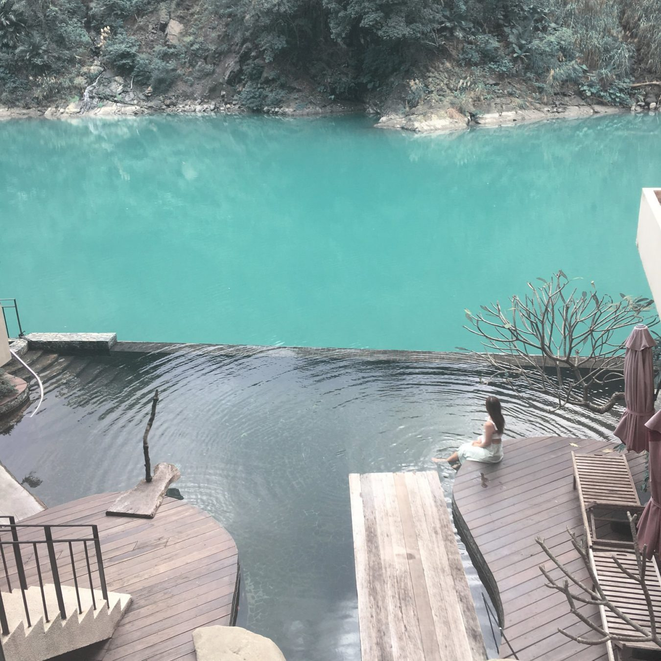 Volando Urai Spring in Wulai