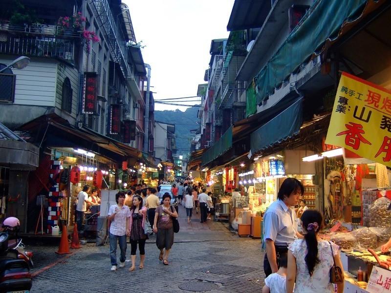 wulai old street taiwan (2)