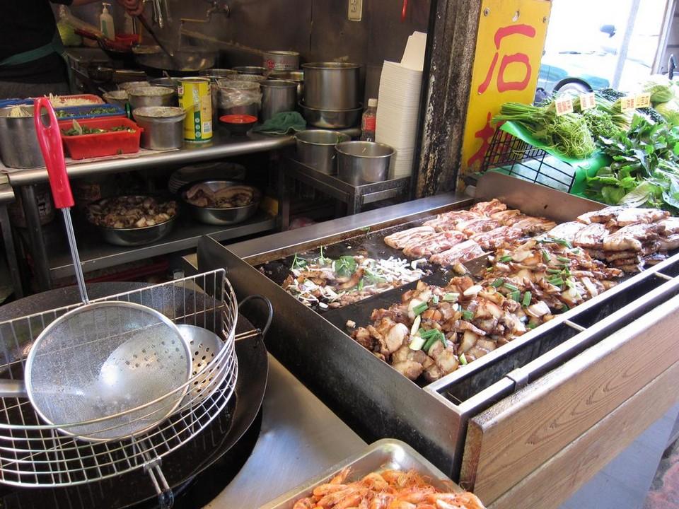 wulai street food