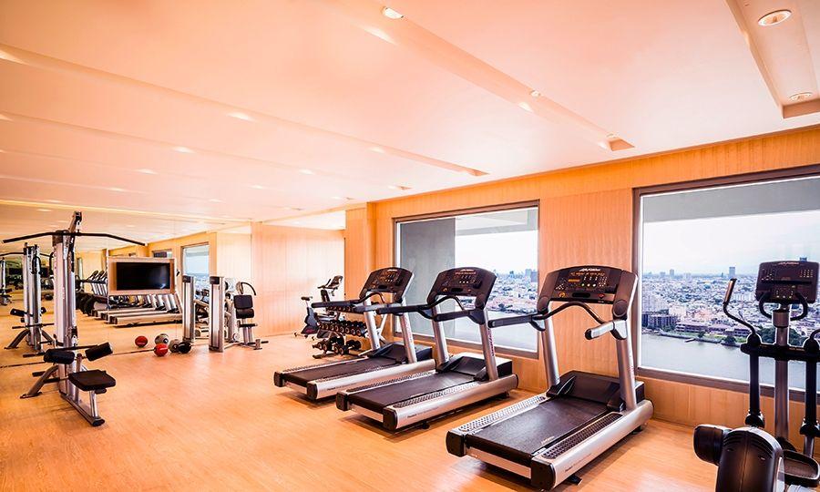 avani-riverside-bangkok-gym