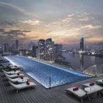 Top Bangkok hotel infinity pool — 10 best Bangkok hotel rooftop infinity pool & Bangkok budget hotel rooftop pool