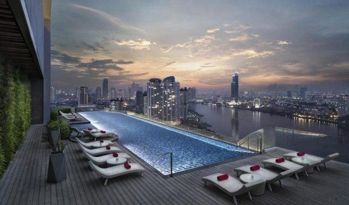 bangkok budget hotel rooftop pool,bangkok infinity pool cheap hotel,bangkok hotels with rooftop pool