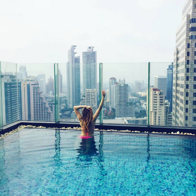 best hotel rooftop pools in bangkok