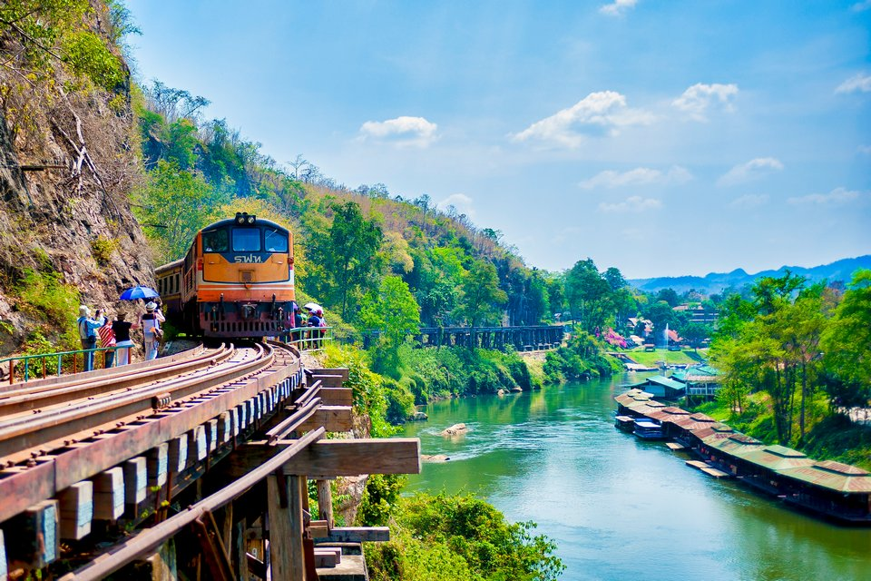 Kanchanaburi-The-Death-Railway