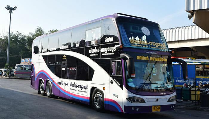 bus-bangkok-to-kanchanaburi