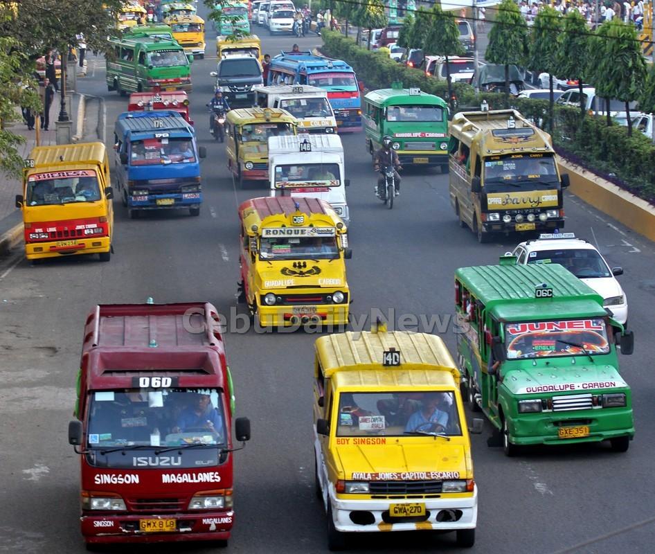 Cebu jeepney