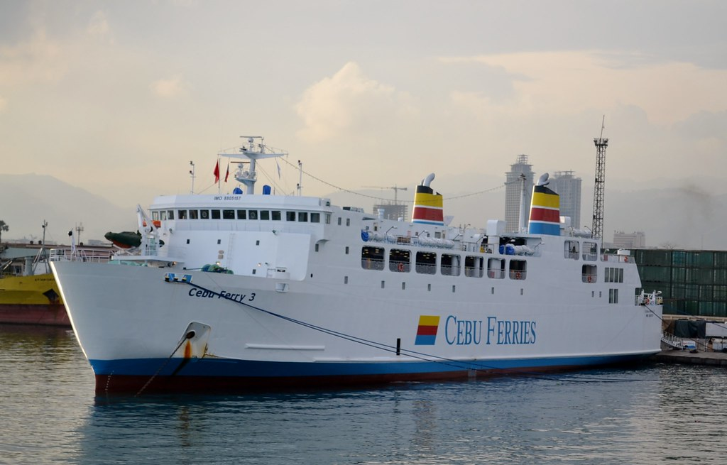 ferry Commute from to Mactan and Cebu City in 30 minutes5
