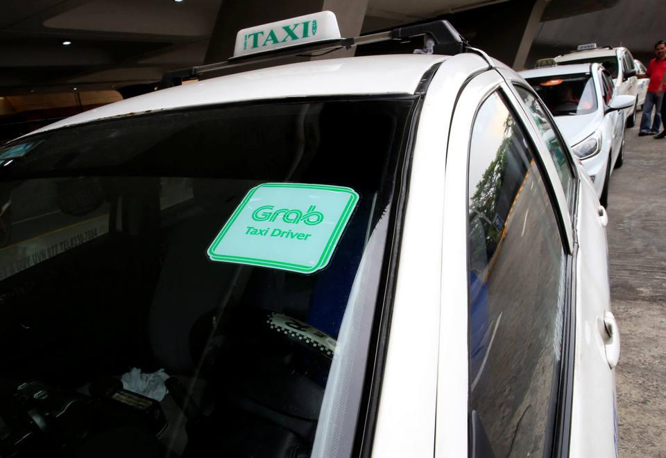 grab taxi in manila