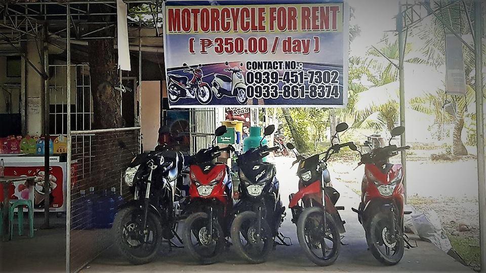 BANTAYAN-rental bike