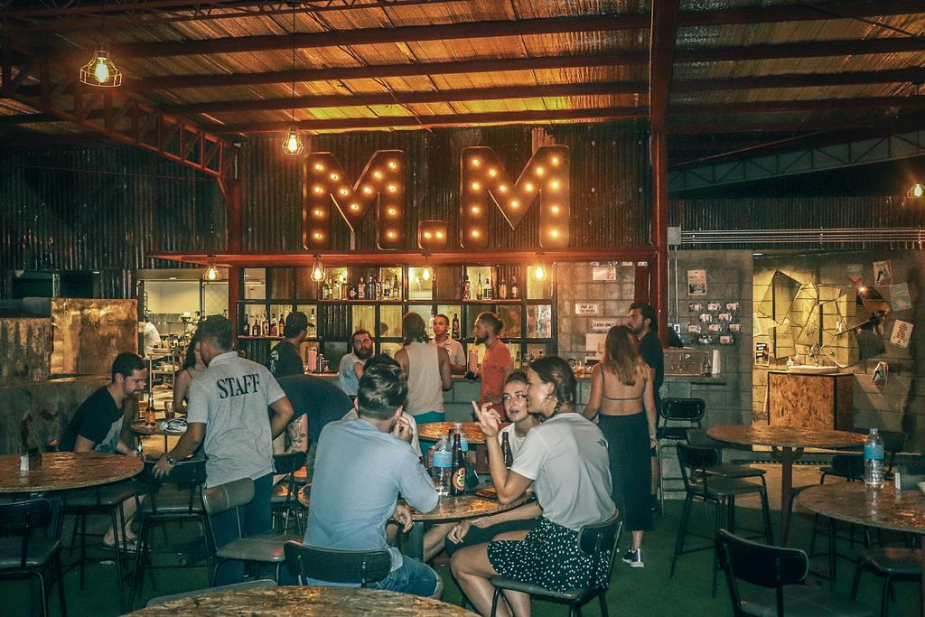 Mad Monkey Hostel Cebu City