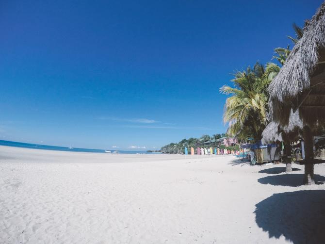 Santiago Bay Beach