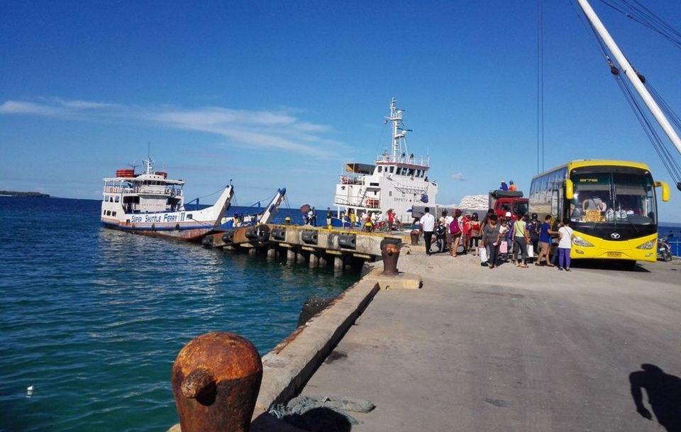 Sta. Fe Port, Bantayan Island