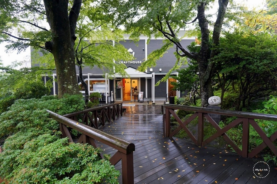Gora Park and Hakone Craft House1