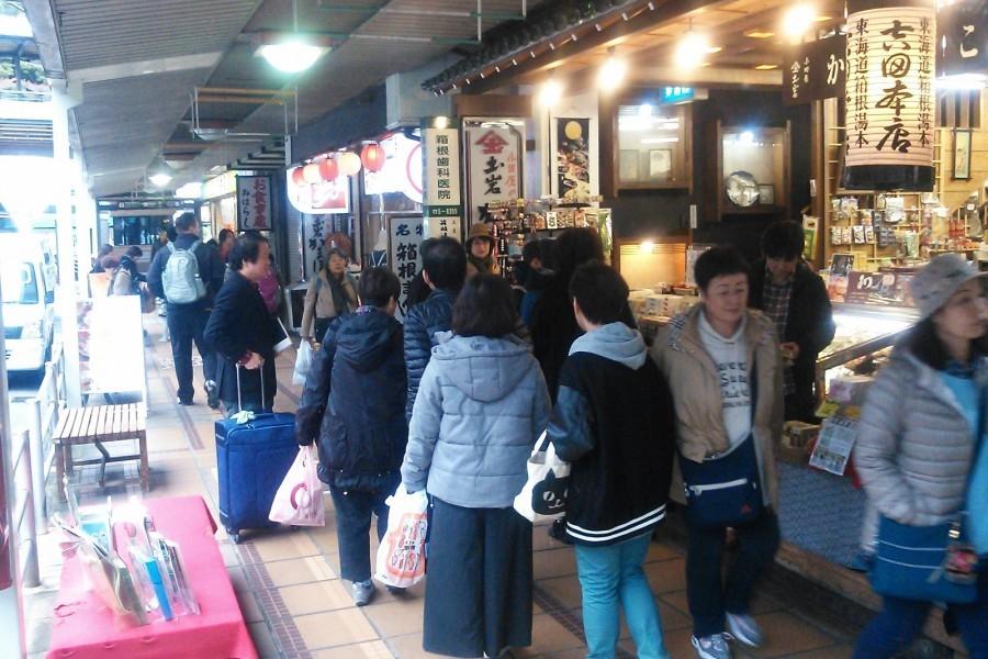 HaKone Yumoto Shopping Street (1)