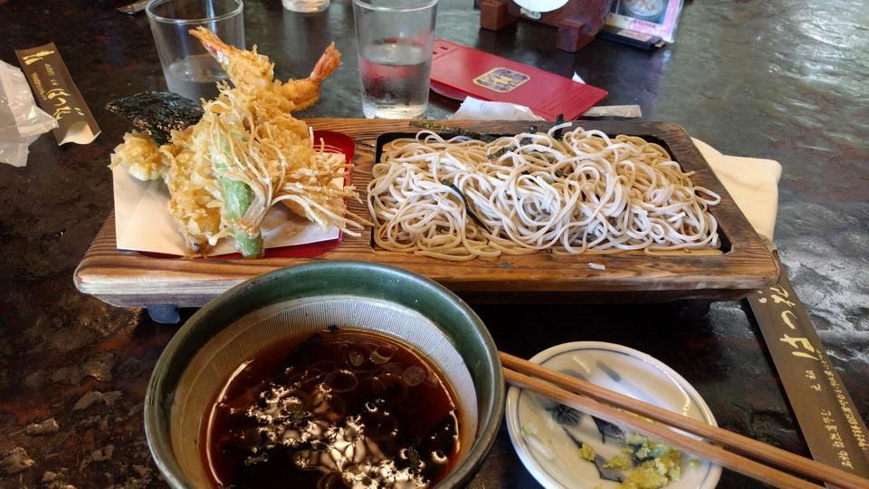 hakone Soba Noodles