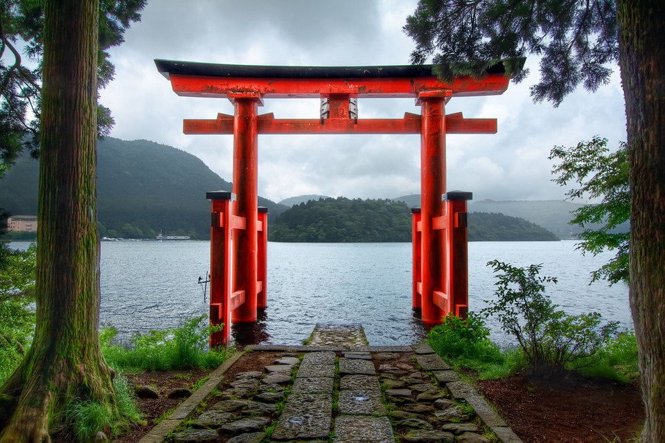 hakone shinto shrine