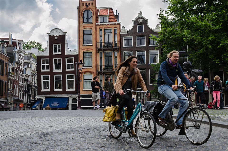 Amsterdam-Cycling-