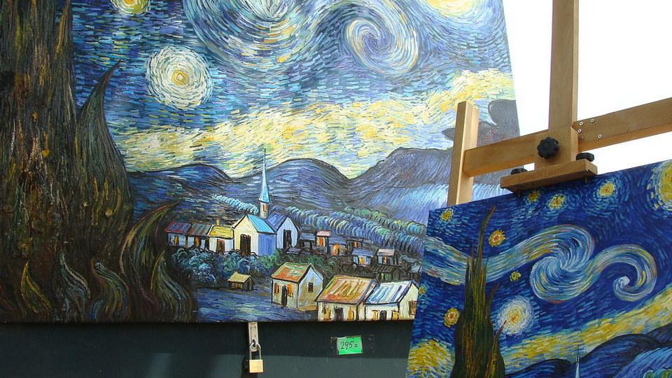 Van Gogh Museum amsterdam (1)