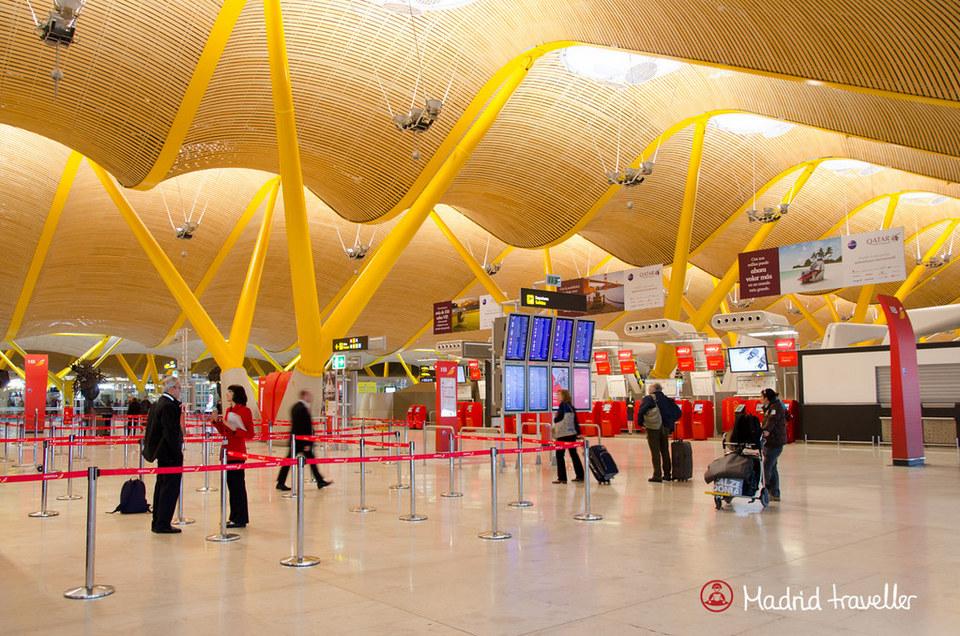 Madrid-Barajas-AirporT