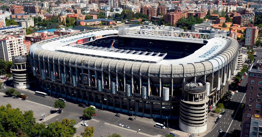 Santiago Bernabeu stadium.2
