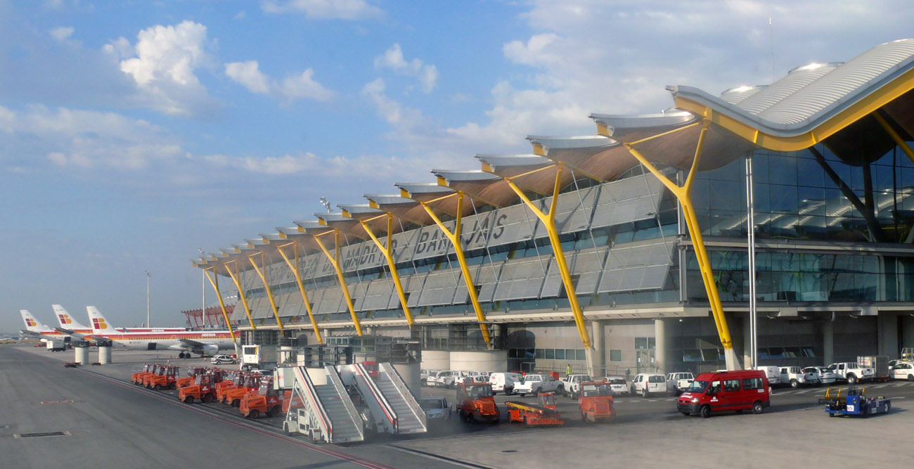 Madrid Barajas Airport | madrid visitor guide