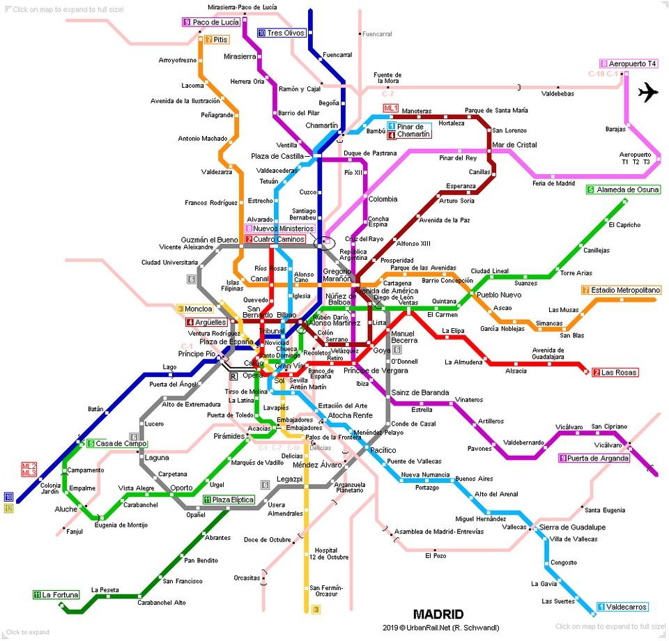 madrid-centre-metro-map