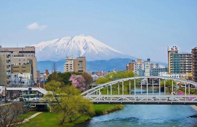 Kitakami onsen