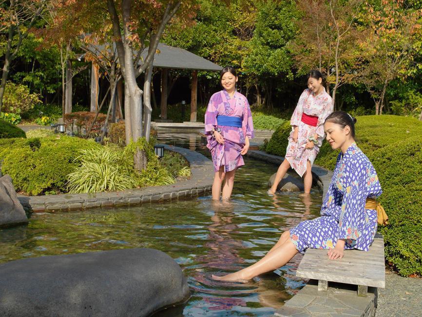 Kitakami onsen spring