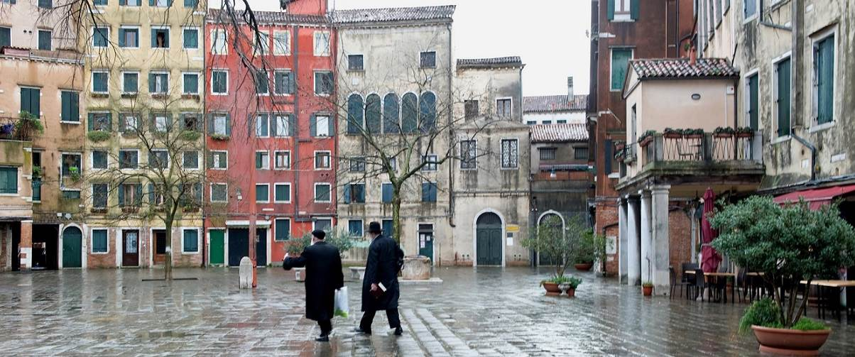 500 Years of Jewish Life in Venice
