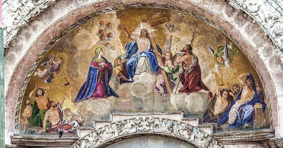Saint Mark's Basilica Venice