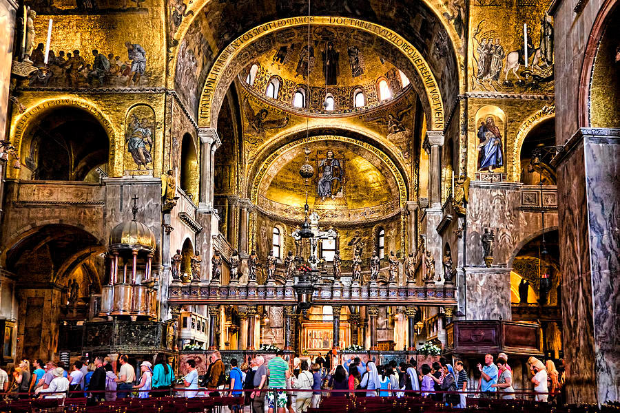 Saint Mark's Basilica Venice| venice travel blog