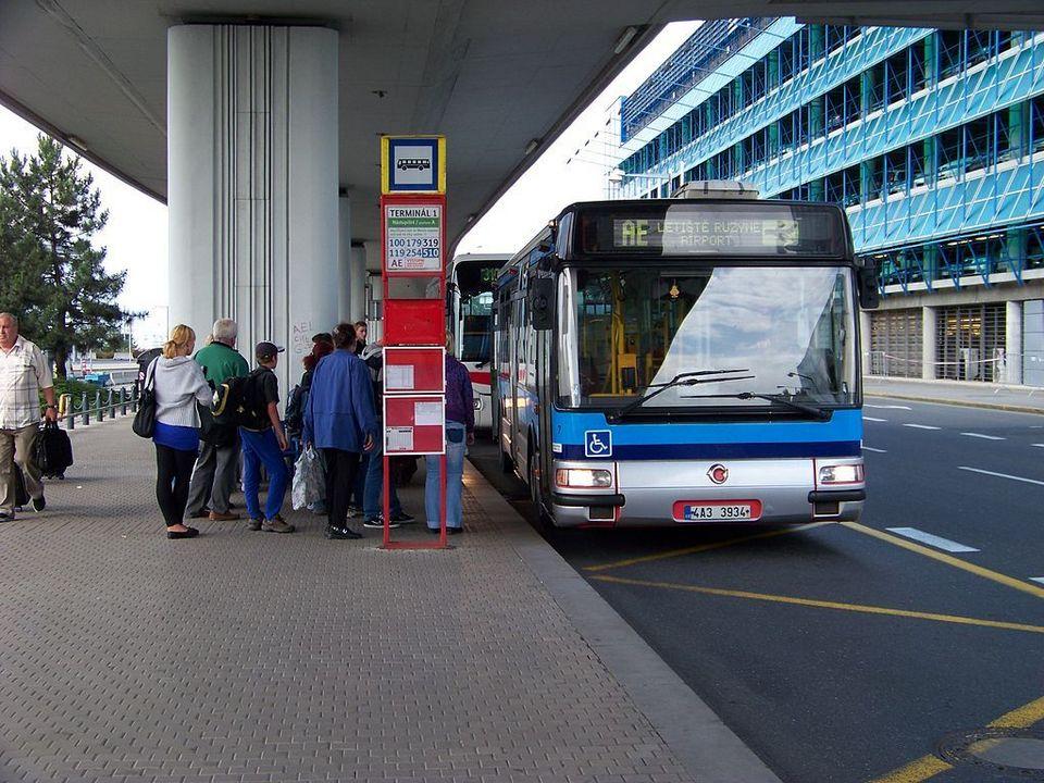 Airport Express prague