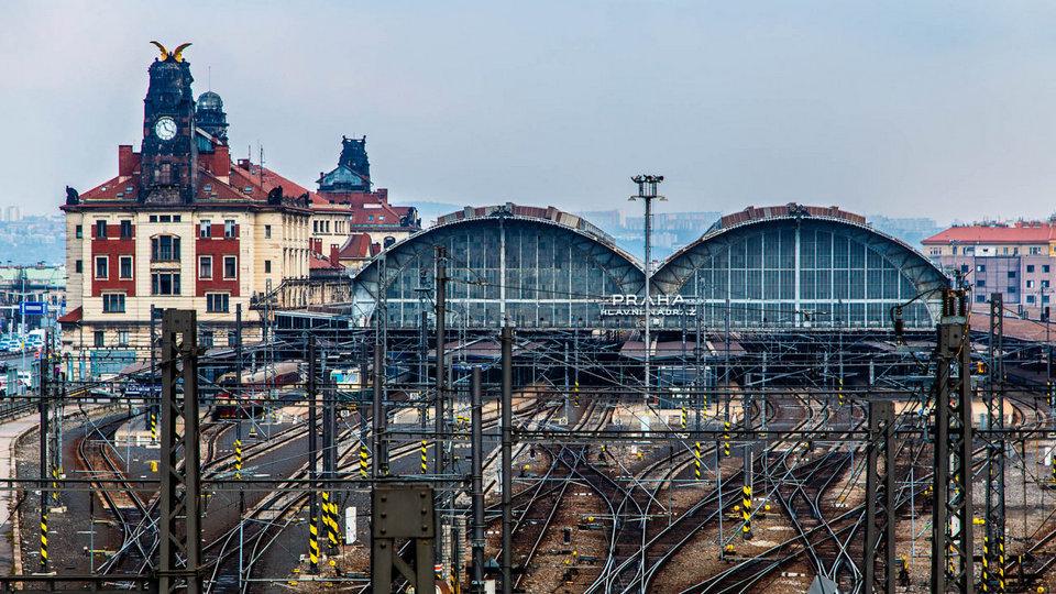 Hlavní Nádraží station