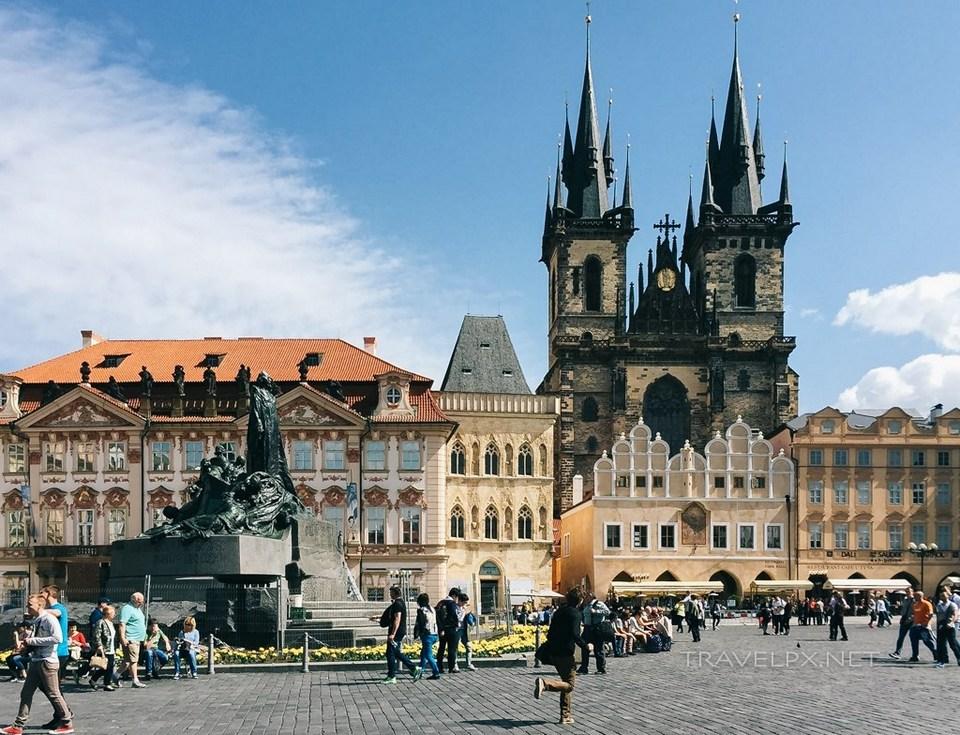 OLD TOWN PRAGUE (1)
