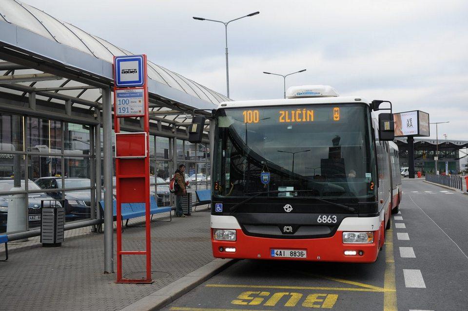 Public bus No. 100