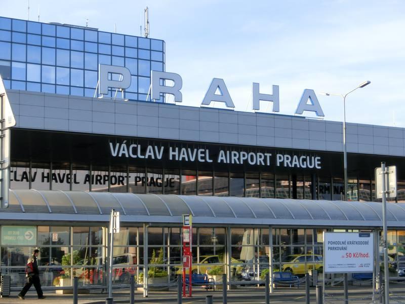 Vaclav Havel Airport Prague