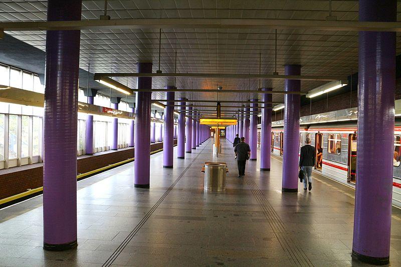 Zličín (Prague Metro)3